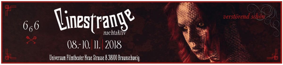 Cinestrange 2018 - Verstörend schön