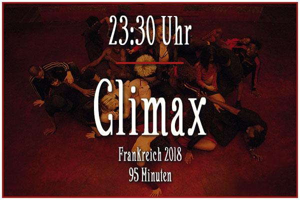 Cinestrange Filmfestival | Climax
