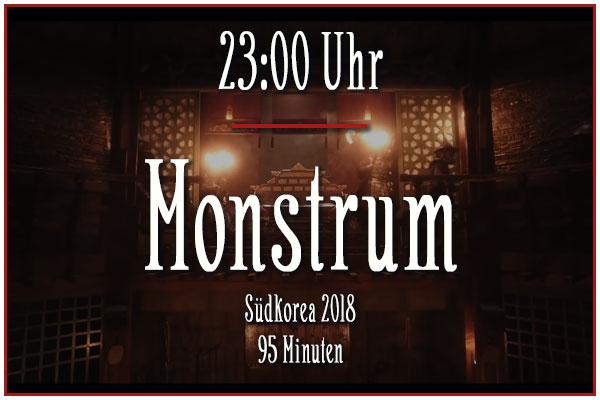 Cinestrange Filmfestival | Monstrum