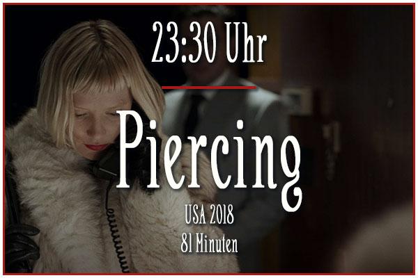 Cinestrange Filmfestival | Piercing