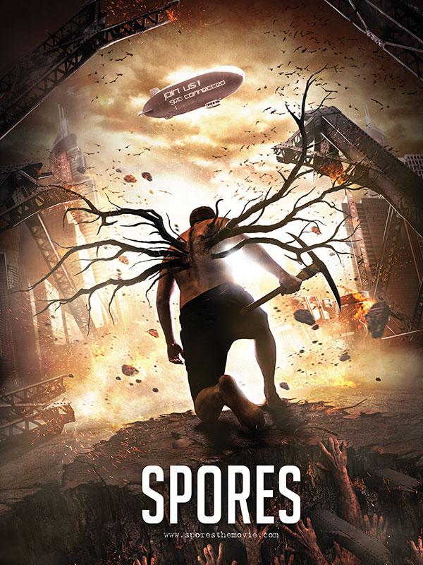 spores poster