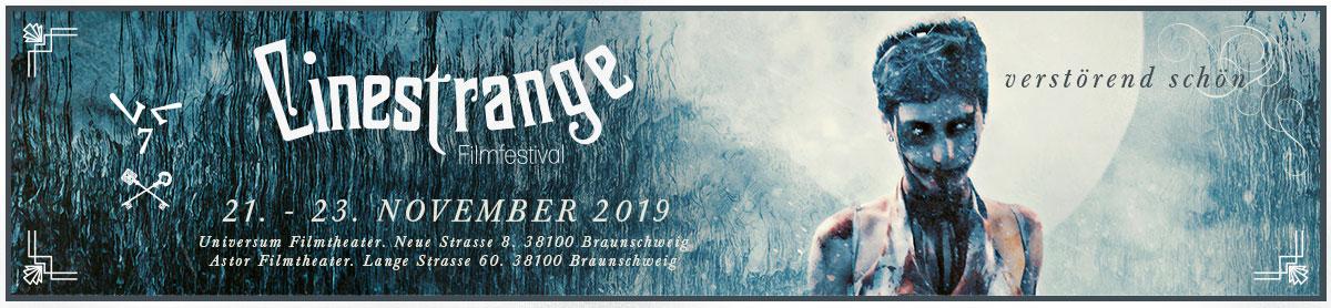 Cinestrange Filmfestival 2019 - verstörend schön.
